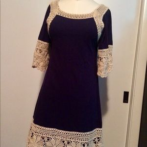 Judith March boho dress